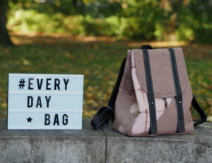 Schnittmuster Rucksack nähen Every Day Bag Textilsucht 11b