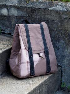 Schnittmuster Rucksack nähen Every Day Bag Textilsucht 1