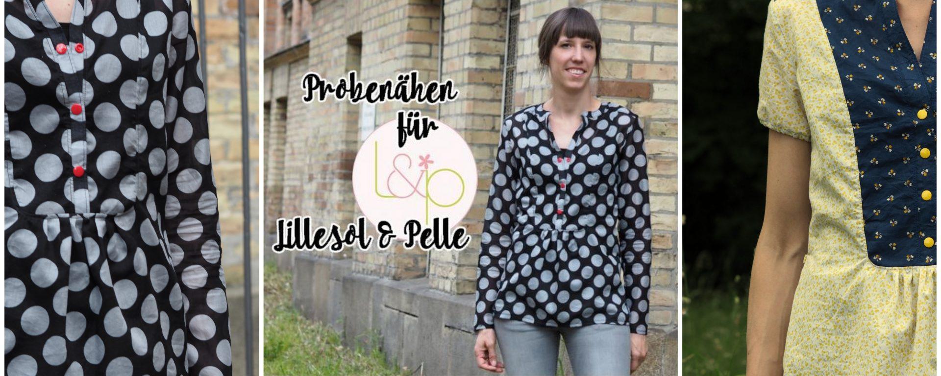 Evita Bluse Lillesol & Pelle