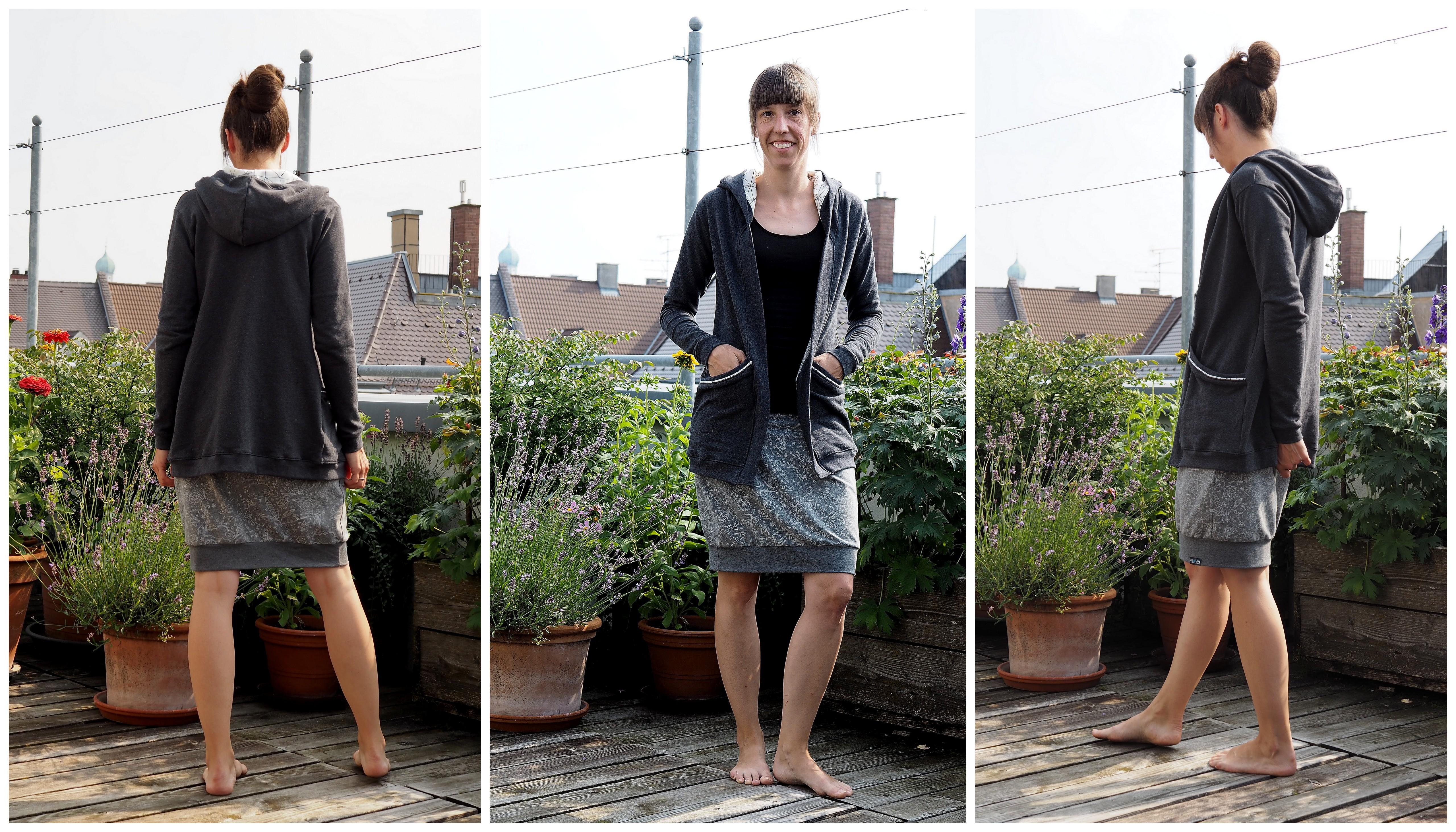 Schnittmuster Lady Cardee Lebenskleidung 2