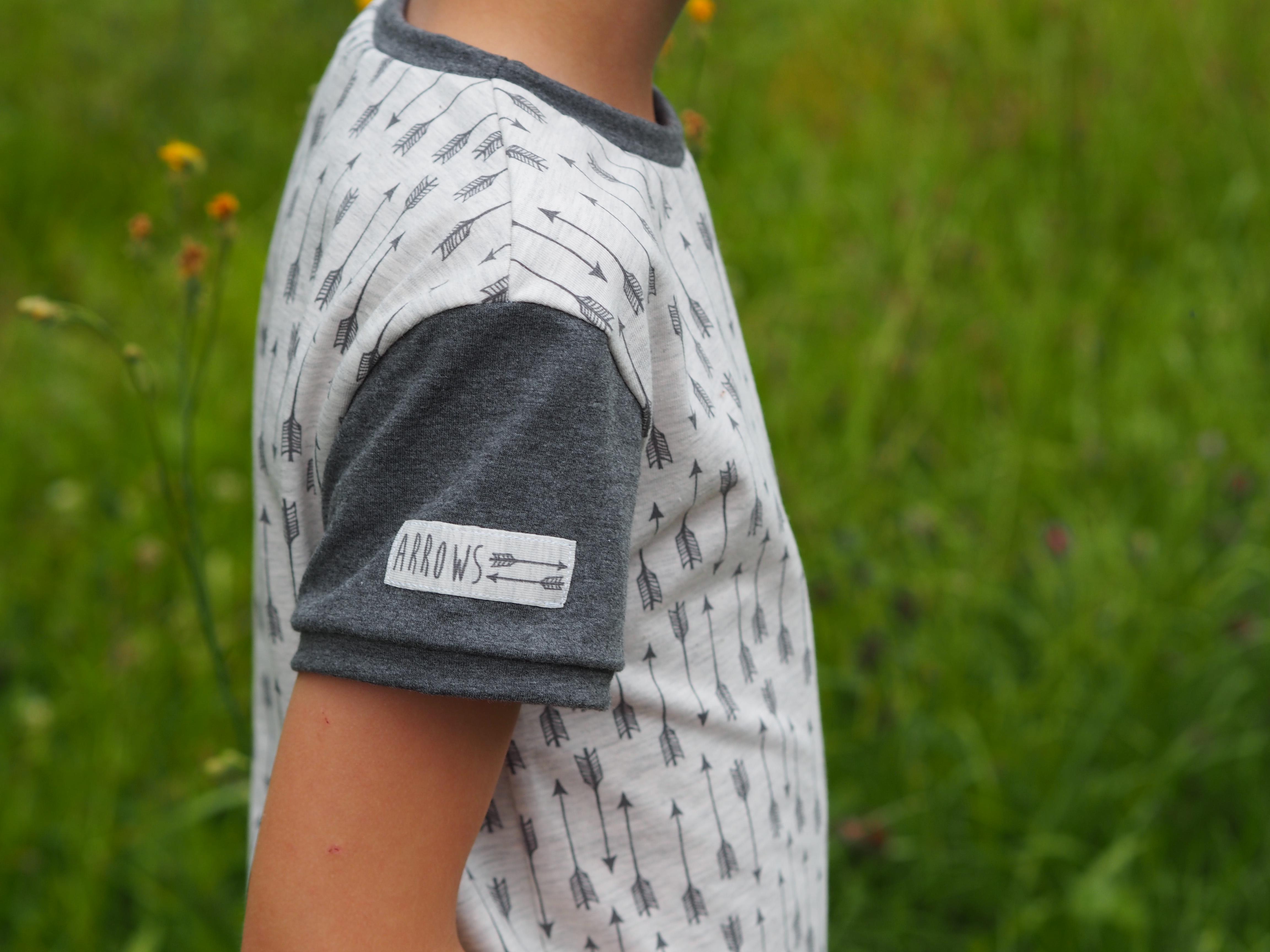 Schnittmuster Linear Shirt