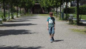 Schnittmuster Railway Stripes tshirt