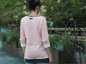 Schnittmuster Pulli Florenz Textilsucht