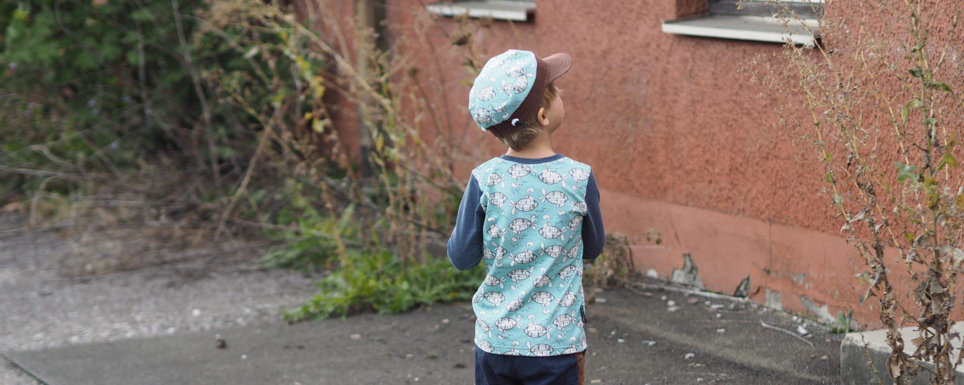 Shirt 1 Schnittmuster Zauberlehrling Zuckerwolkenfabrik