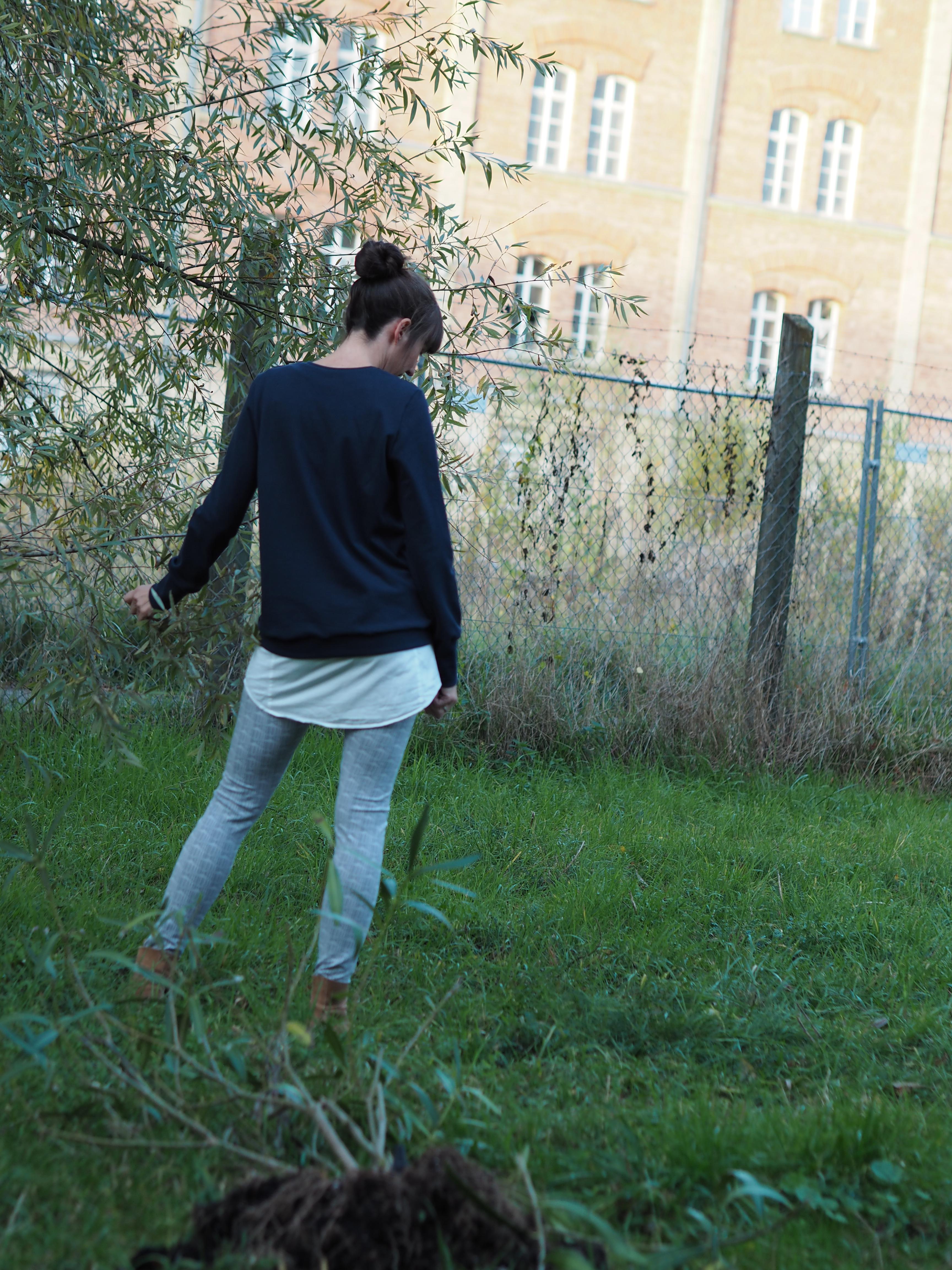 Schnittmuster Lieblingspulli Tanzmarie Fred vo Soho 2