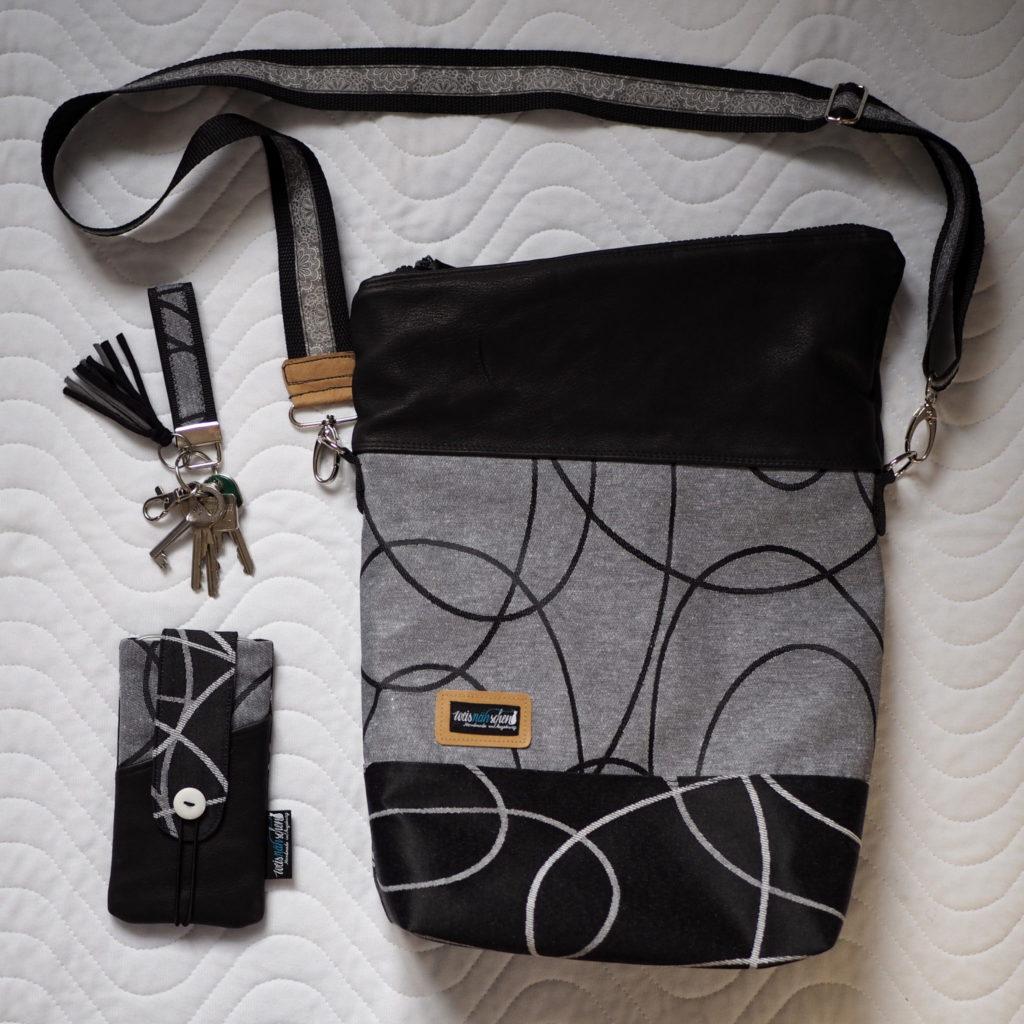 Mein FoldOver – Taschenliebe! | weisnähschen