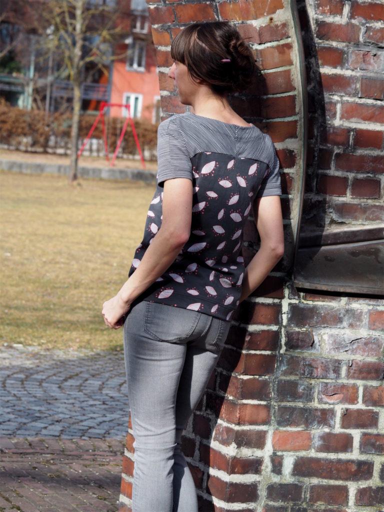 Schnittmuster nähen Lillesol & Pelle women Nr.28 Shirt 4