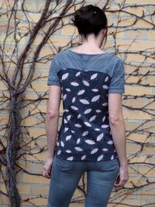 Schnittmuster nähen Lillesol & Pelle women Nr.28 Shirt 6