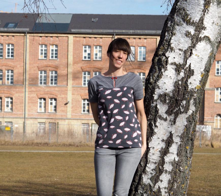 Schnittmuster nähen Lillesol & Pelle women Nr.28 Shirt titel