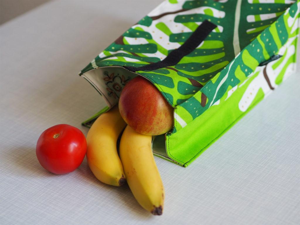 Schnittmuster nähen Freebook Lunchbag pattydoo 13