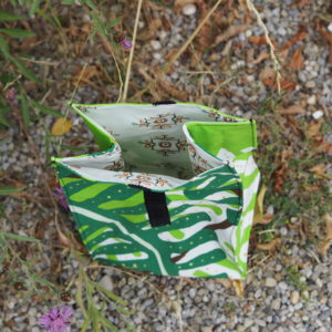 Schnittmuster nähen Freebook Lunchbag pattydoo 7