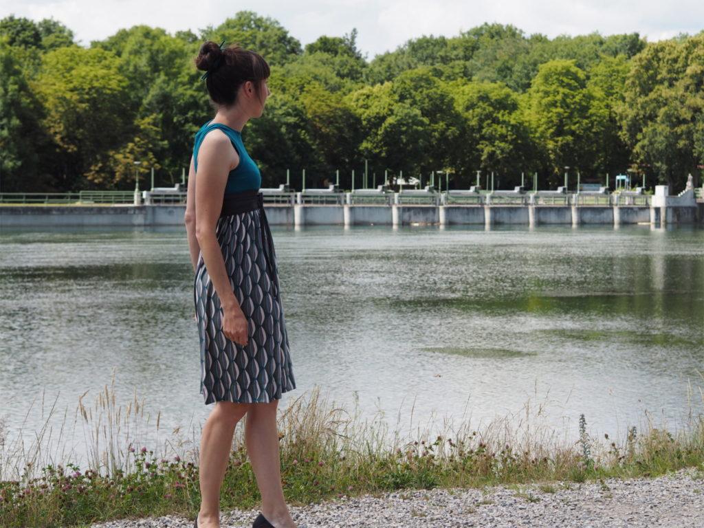 Schnittmuster nähen Kleid Kelani Textilsucht 3