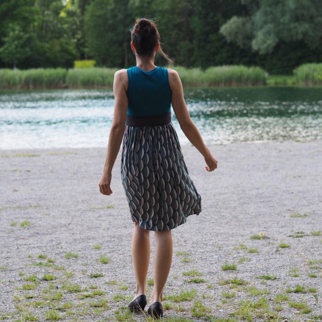 Schnittmuster nähen Kleid Kelani Textilsucht 6