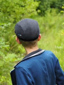 Schnittmuster nähen Sahnehäubchen rabaukowitsch SAKKO KIDS Evlis Needle 13
