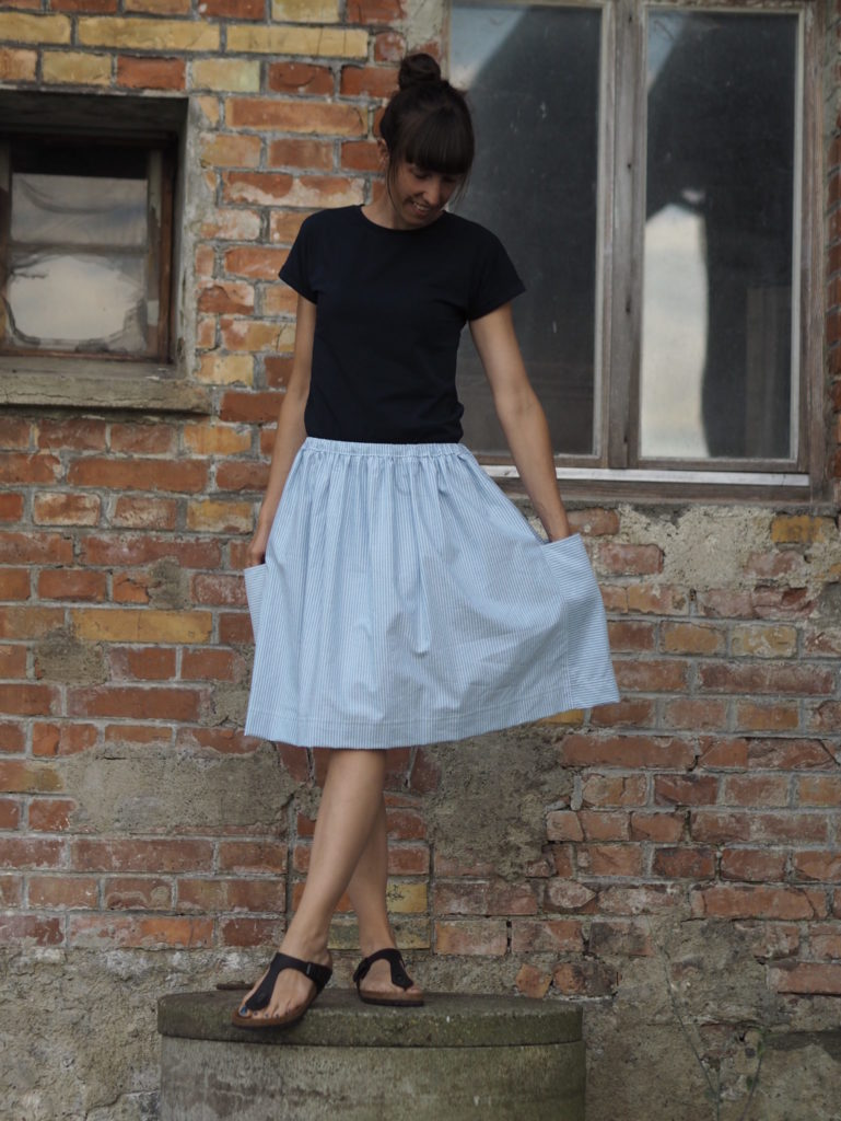 Gathered Skirt for All Ages 15