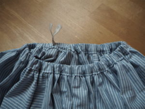 Gathered Skirt for All Ages 9