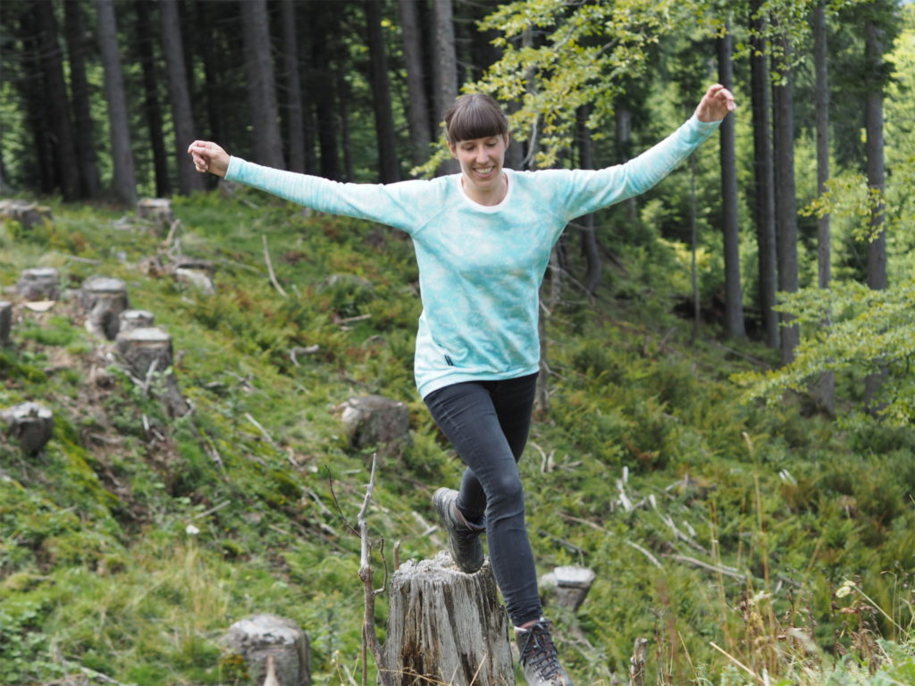 Lebenskleidung Digitaldruck Tante Hertha Schnittmuster 6