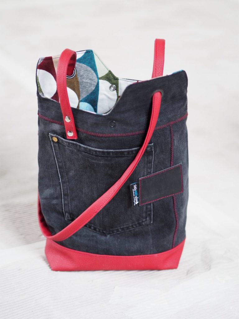 renske's minimalist tote bag nähen schnittmuster 7