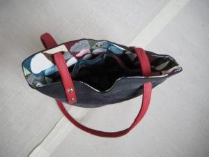 renske's minimalist tote bag nähen schnittmuster 9