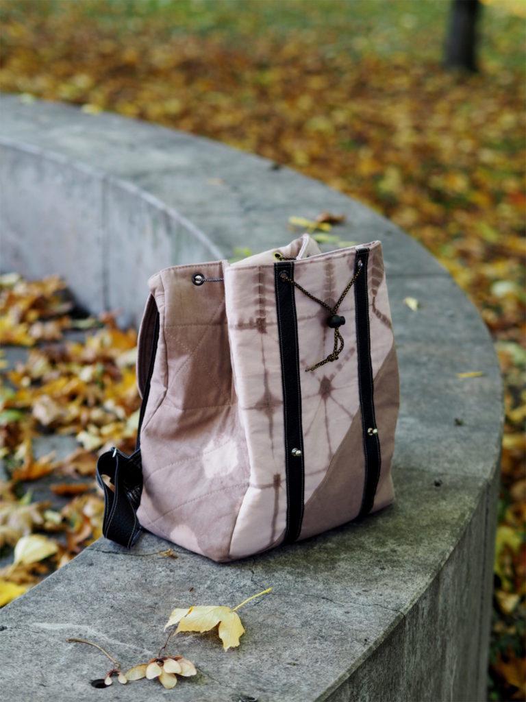 Schnittmuster Rucksack nähen Every Day Bag Textilsucht 10