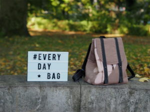 Schnittmuster Rucksack nähen Every Day Bag Textilsucht 11