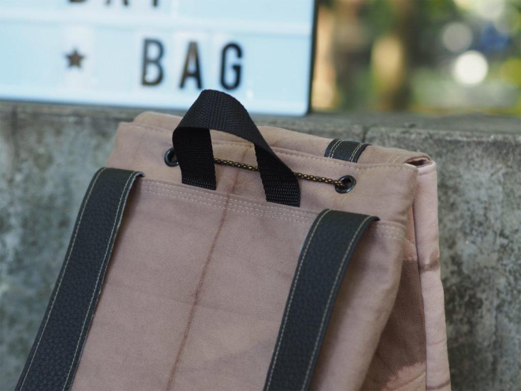 Schnittmuster Rucksack nähen Every Day Bag Textilsucht 15