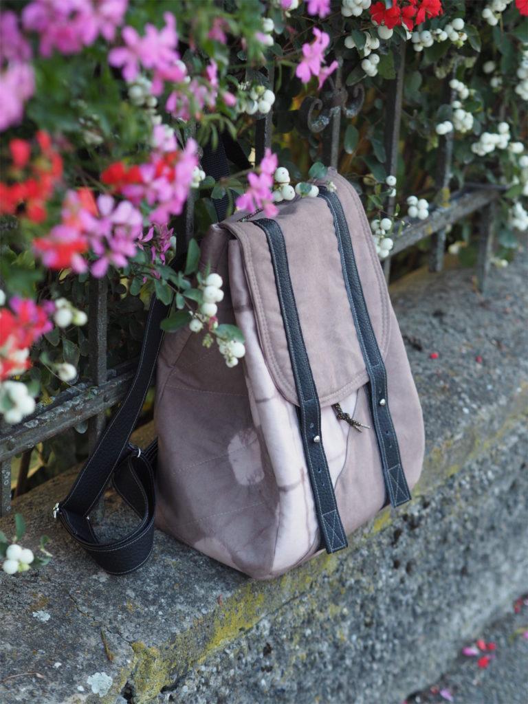 Schnittmuster Rucksack nähen Every Day Bag Textilsucht 4