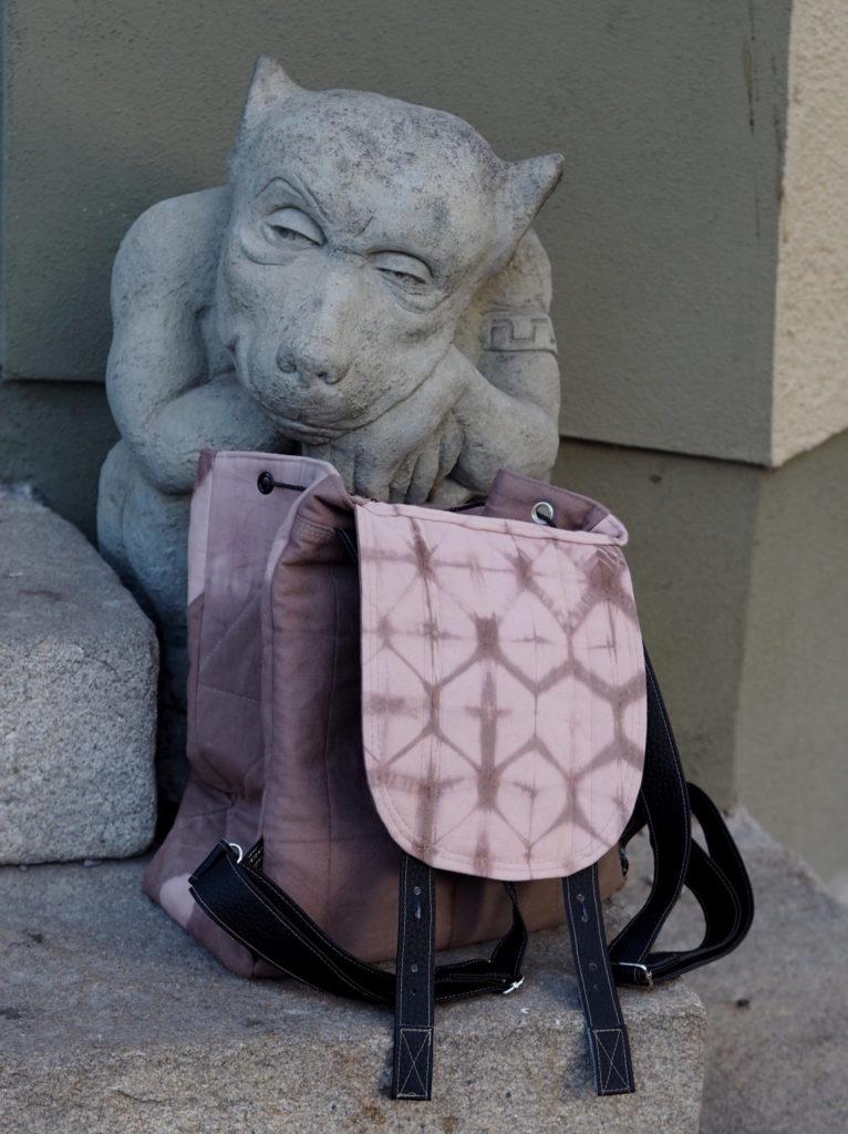 Schnittmuster Rucksack nähen Every Day Bag Textilsucht 6