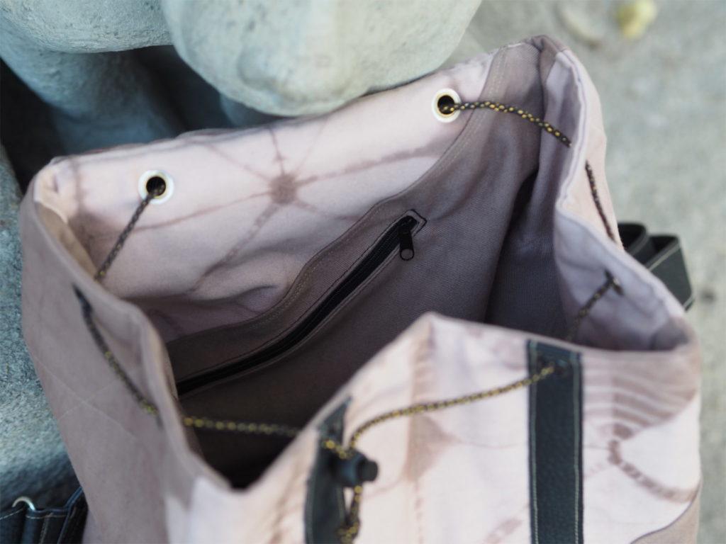 Schnittmuster Rucksack nähen Every Day Bag Textilsucht 8