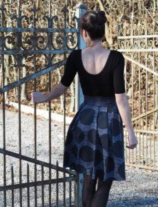 Schnittmuster kleid IVORY Evlis Needle 6