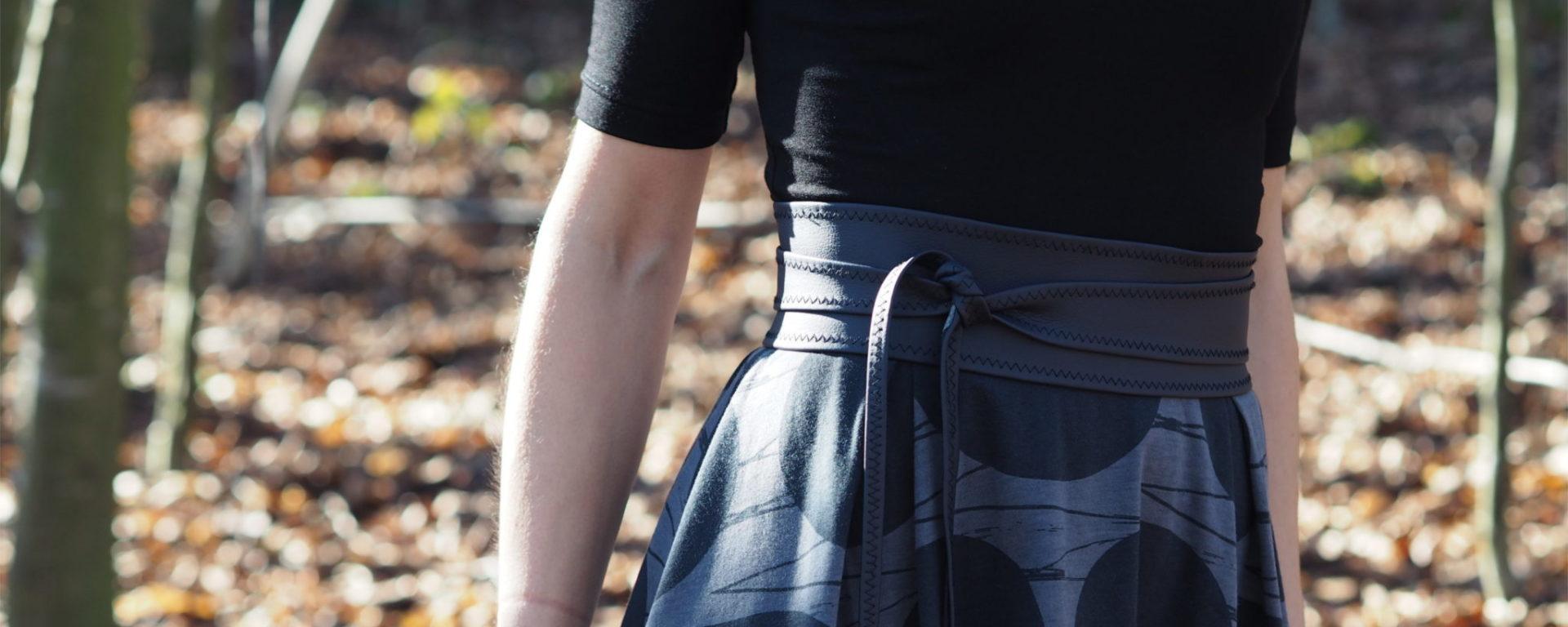 Schnittmuster kleid IVORY Evlis Needle 8