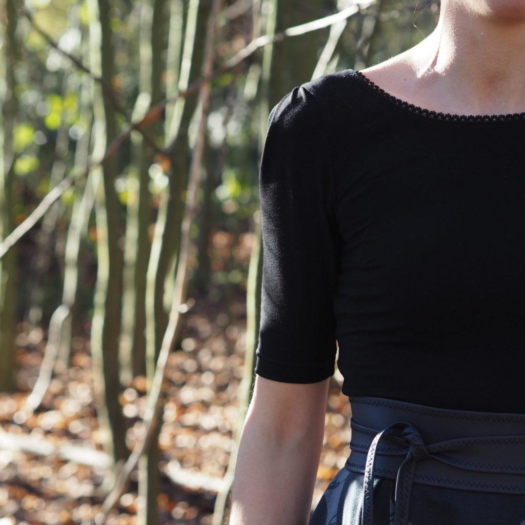 Schnittmuster kleid IVORY Evlis Needle 9