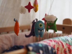 Jellyrollrace Babydecke nähen 11