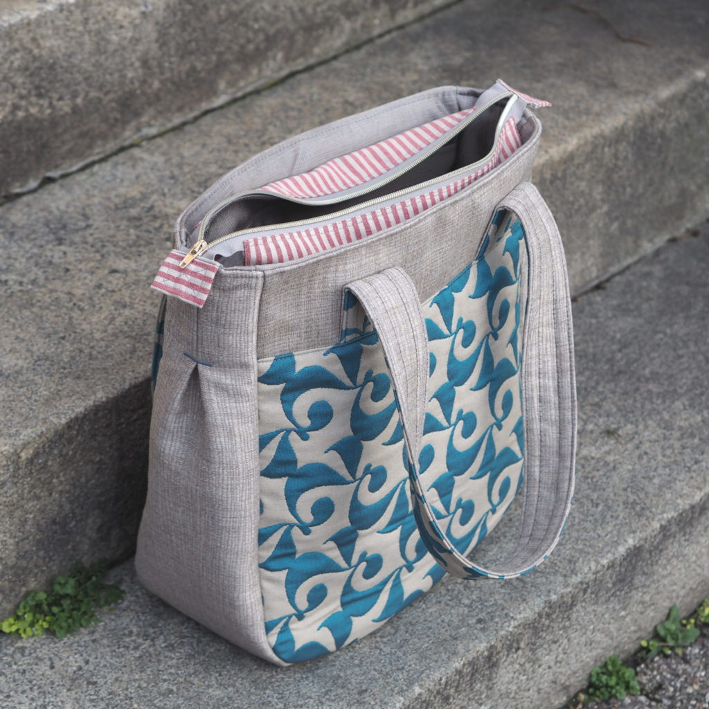Attractive Tasche Schnittmuster Photos - Decke Stricken Muster ...