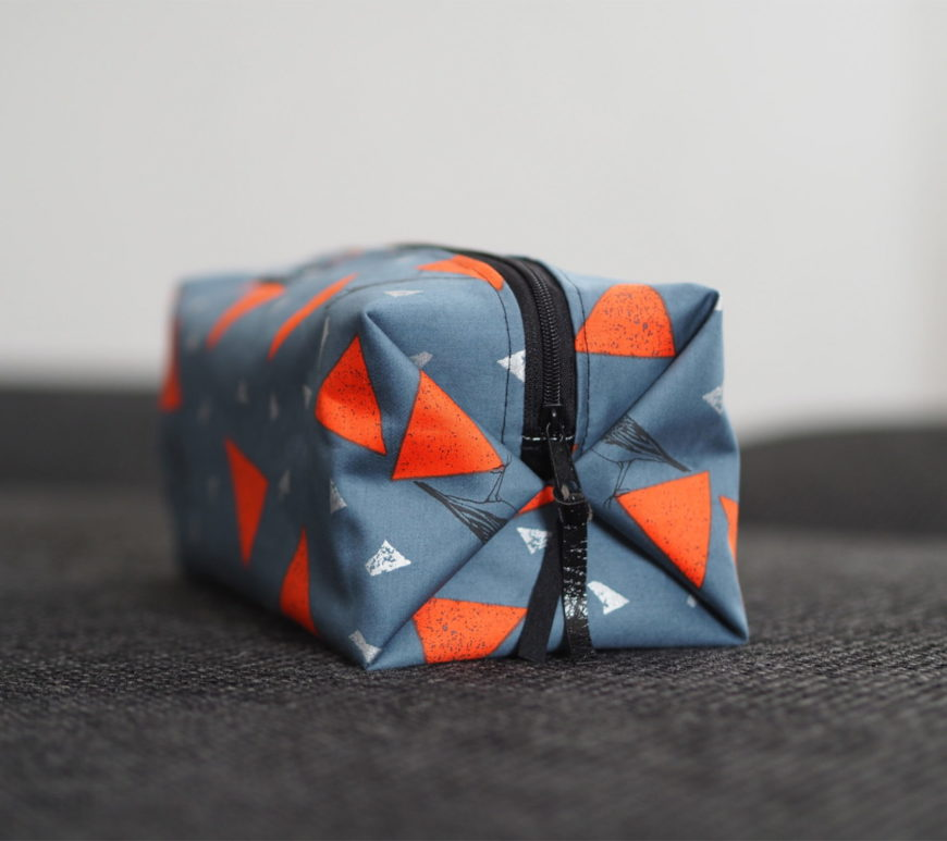 Schnittmuster nähen Taschenspieler 4 PopUp Tasche 0