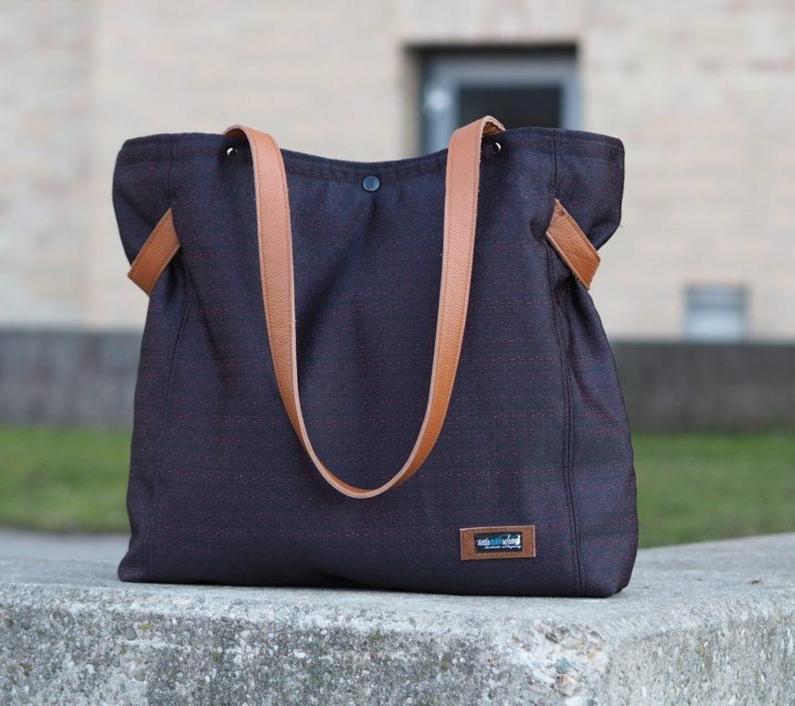 Schnittmuster CarryBag Taschenspieler 4 nähen farbenmix 2