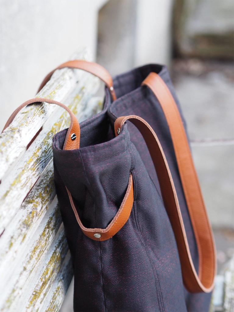 Schnittmuster CarryBag Taschenspieler 4 nähen farbenmix 5