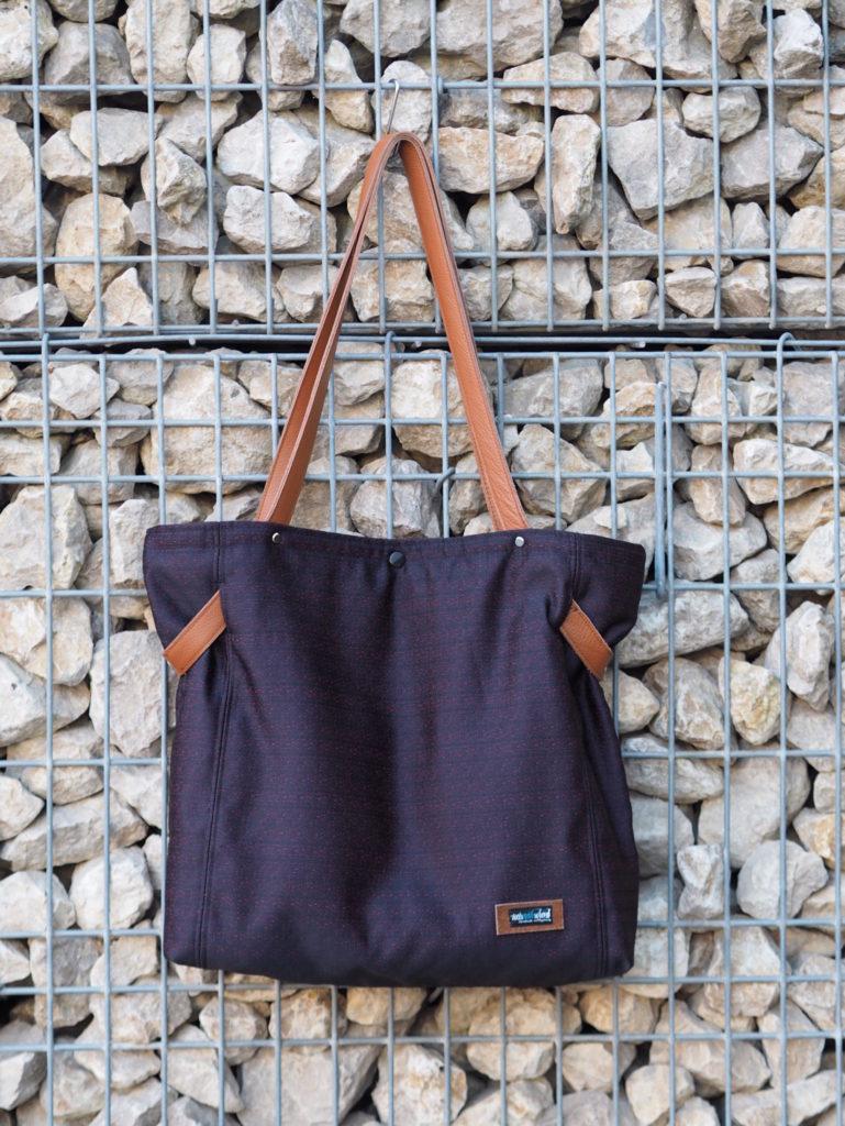 Schnittmuster CarryBag Taschenspieler 4 nähen farbenmix 7