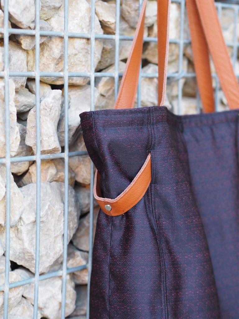 Schnittmuster CarryBag Taschenspieler 4 nähen farbenmix 8