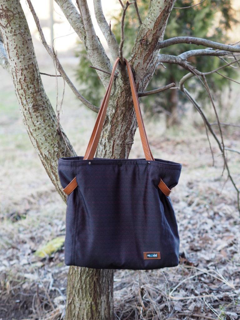 Schnittmuster CarryBag Taschenspieler 4 nähen farbenmix 9