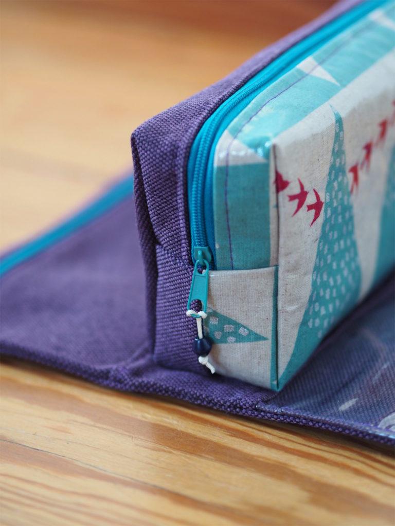 Schnittmuster RollUp Tasche farbenmit Taschenspieler4 nähen 6