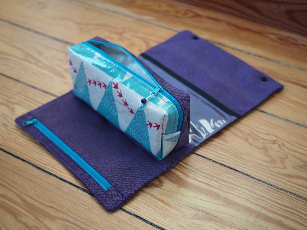 Schnittmuster RollUp Tasche farbenmit Taschenspieler4 nähen 7