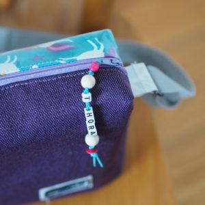 Schnittmuster nähen Taschenspieler Hüfttasche farbenmix 2