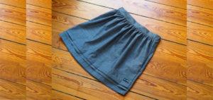 Schnittmuster Pariser Rock Paris Skirt nähen 0