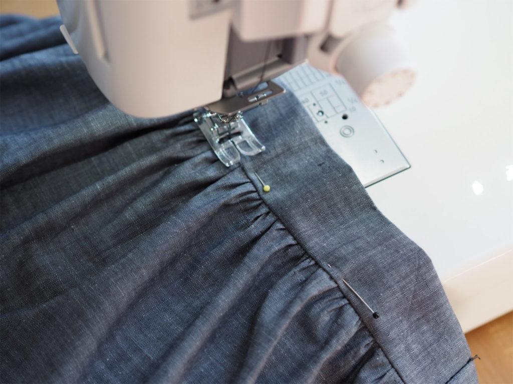 Schnittmuster Pariser Rock Paris Skirt nähen 6