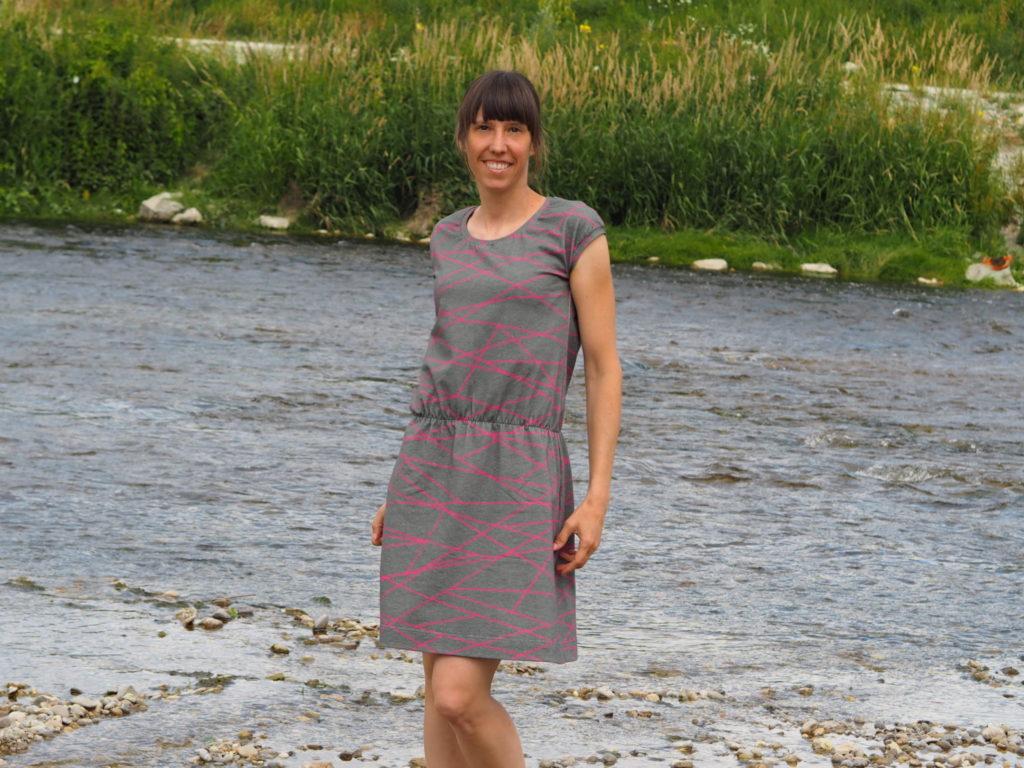 Schnittmuster Strandkleid Lillesol Pelle nähen 1