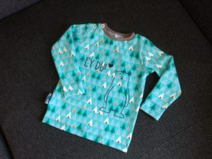 Schnittmuster Shirt LUKKE Kinder bela nähen 6