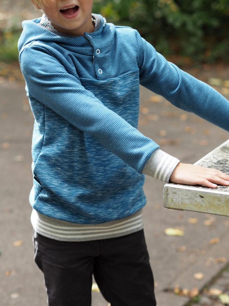 swoodie zuckerwolkenfabrik nähen hoodie 12