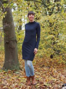 Kleid BRILLIANT bela nähen 8