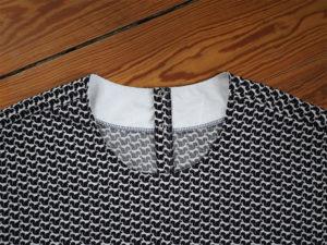 Schnittmuster Shirt Bluse Omkari Textilsucht nähen 21